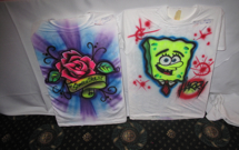 air brush artist ed hardy style nyc,ct,nj